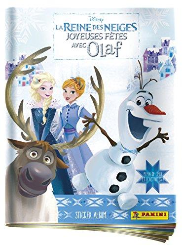 Panini 2334-009 - Frozen Olaf Un Magnifique Album De 32 Pages
