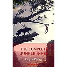 Rudyard Kipling: The Complete Jungle Books (Manor Books) (English Edition)