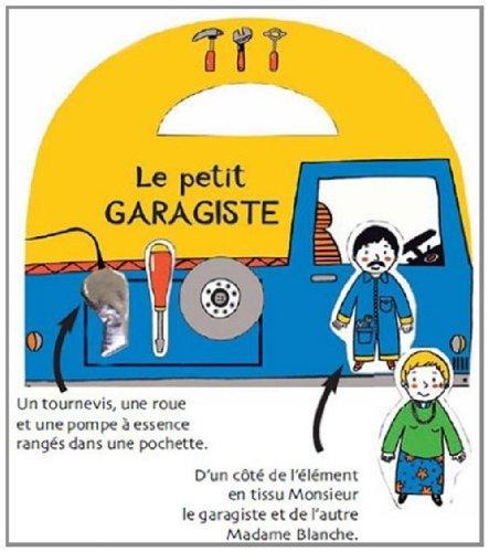 Le petit garagiste : Comme un grand !