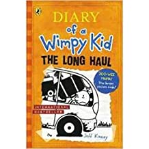 ‏‪Diary Of A Wimpy Kid: The Long Haul 9 by Jeff Kinney - Paperback‬‏