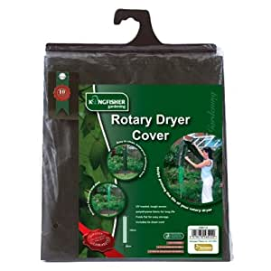 Kingfisher COV112 Rotary Line Cover - Green