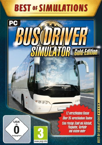 Best of Simulations: Bus-Driver Simulator: Gold-Edition