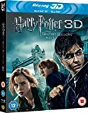Harry Potter And The Deathly Hallows Part 1 [Blu-ray 3D + Blu-ray] [Region Free]