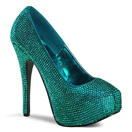 Heels-Perfect , Escarpins pour femme Turquoise Turquoise Turquoise - Turquoise