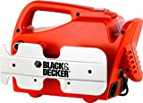 Black & Decker PW1300C 110-Bar Pressure Washer (Orange and Black)
