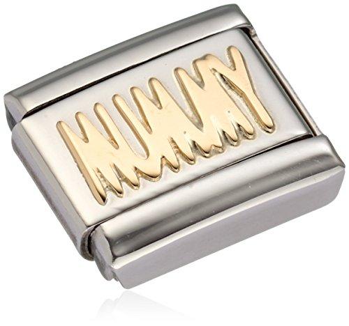 Nomination - Charm e ciondolo per bracciale  in acciaio inossidabile, donna