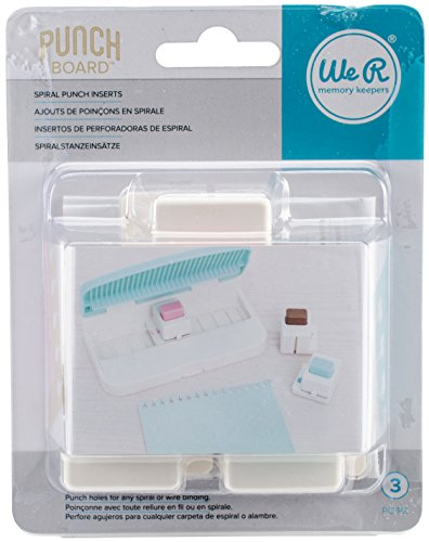 We R Memory Keepers Tools Insertos De Espiral Planner