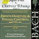 Edition Bachakademie Vol. 108 (Französische Ouvertüre / Italienisches Konzert)