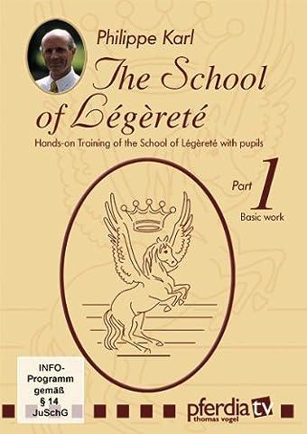 Philippe Karl The School of Legerete Part 1 Basic work DVD