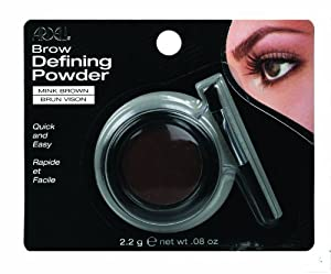 Ardell Brow Defining Powder, Mink Brown, 0.08-Ounce by Ardell