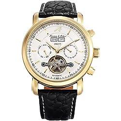 KS Mens Selfwinding Mechanical Wrist Watch KS371