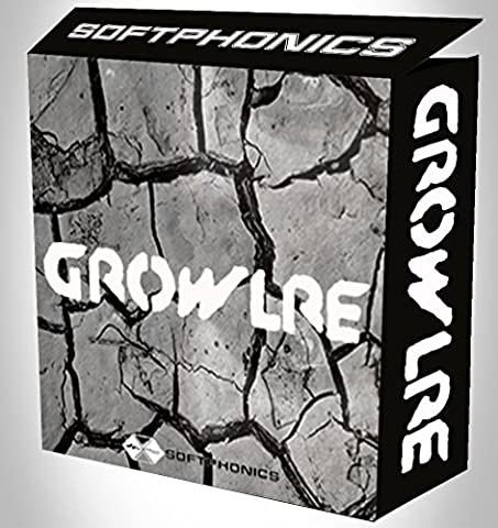 GROWLRE - The Propellerhead Reason Refill - Bass / Synth & Drum Generation
