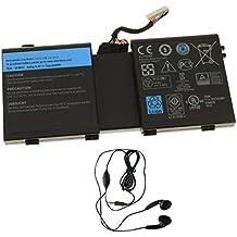 Amsahr dl2f8k3 -03 batería de repuesto para Dell Series