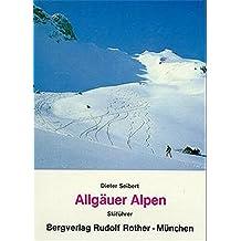 Allgäuer Alpen. Skiführer