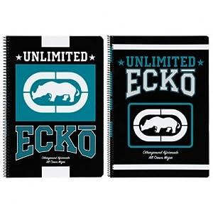 Ecko Unltd- Libreta Folio 80 Hojas Tapas duras (SAFTA 511744066)