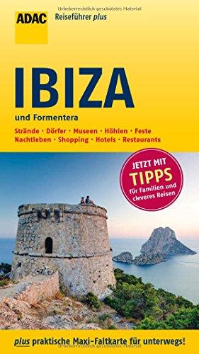 Preisvergleich Produktbild ADAC Reiseführer plus Ibiza und Formentera: mit Maxi-Faltkarte zum Herausnehmen