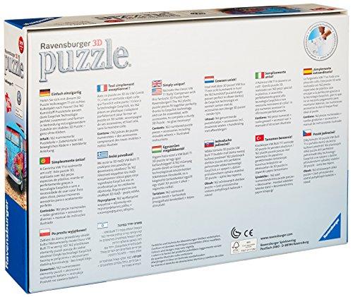 Volkswagen-T1-3D-Puzzle