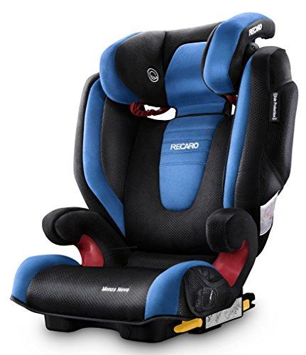 Recaro 6151.21212.66 Seggiolino Auto Monza Nova 2 Seatfix, Gruppo II, III, Saphir