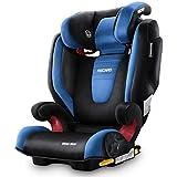RECARO Monza Nova 2 Seatfix - Silla de coche, grupo 2/3, color azul