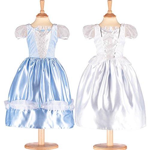 ssin/Braut (2-in - 1) (3-5 Jahre), (Madonna Kostüm Für Kinder)