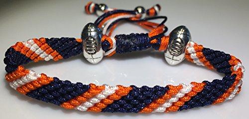 Mary 's Terrasse Seilen in NFL Farben. Handmade auf Bestellung. Alle NFL-Farben erhältlich, Chicago Bears