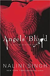 Angels' Blood: The Guild Hunter Series
