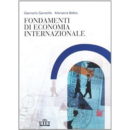 Fondamenti Di Economia Internazionale