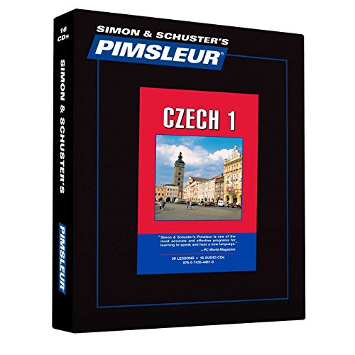 Pimsleur Czech Level 1 CD: Learn to Speak and Understand Czech with Pimsleur Language Programs (Comprehensive, Band 1)