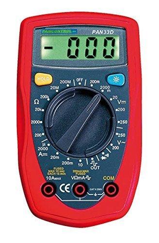 Preisvergleich Produktbild Pancontrol Kompaktmultimeter, PAN 33D