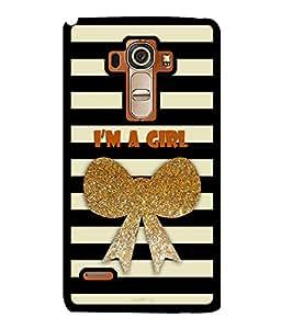 Fuson 2D Printed Designer back case cover for LG G4 STYLUS - D4362