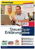 Steuer-Spar-Erklärung 2008 plus