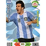 Adrenalyn XL Road To 2014 World Cup Brazil#9 Lionel Messi Star Player