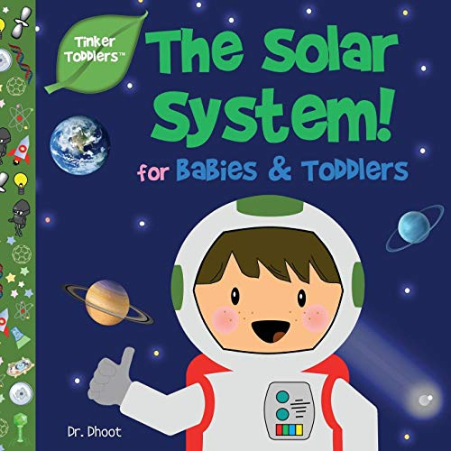 Solar System for Babies & Toddlers (Tinker Toddlers)