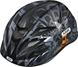 Abus Fahrradhelm Hubble, Orange, 52-57 cm, 58677