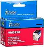 iColor Workforce Wf 3620 Wf, Epson: Tintenpatrone für Epson (ersetzt T2711 / 27XL), black XL (Workforce Wf 7610dwf, Epson)