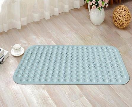 LYJ Tapis de bain Tasteless anti-dérapant tapis de bain tapis de bain de bain de pédale de tapis de bain tapis de bain tapis de bain salle de bain entrée cuisine toilettes Séchage rapide ( Couleur : B )