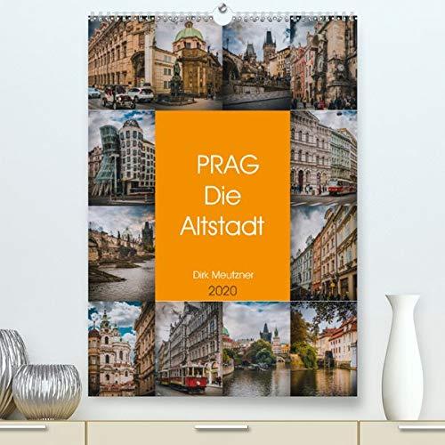 Prag - Die Altstadt (Premium-Kalender 2020 DIN A2 hoch): Wunderschöne Bilder der Hauptstadt Tschechiens. (Monatskalender, 14 Seiten ) (CALVENDO Orte)