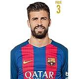 Grupo Erik Editores FC Barcelona Pique - Postal 2016/2017