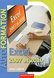 Image de Autoformation excel 2007-2010
