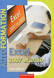 Autoformation excel 2007-2010