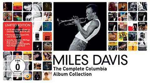 The Complete Columbia Album Collection (Coffret 70 CD + 1DVD)