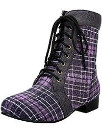 Suchergebnis auf für: rote stiefel Violett