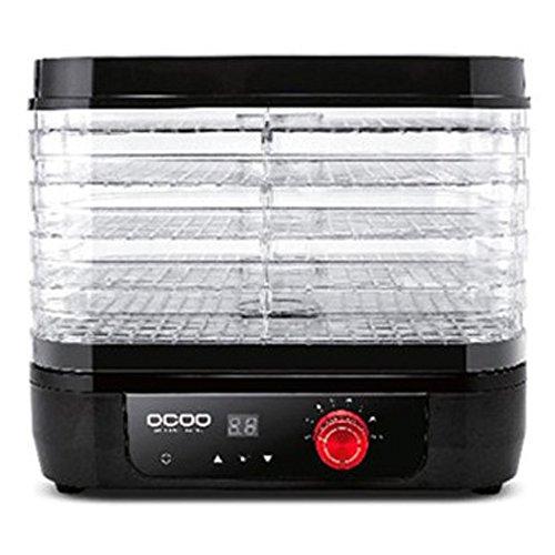 OCOO Mini 5-stufige Trockengestell Lebensmittel Trockner, Lebensmittel Dehydratoren OCD-500B 5th Floor 200V, 60Hz