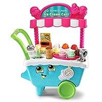 LeapFrog 80-600763 Scoop & Learn Ice Cream Cart, Multicolour