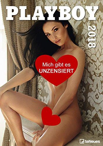 Preisvergleich Produktbild Playboy 2018 - teNeues Erotikkalender, Wandkalender, Playboykalender - 29,7 x 42 cm A3