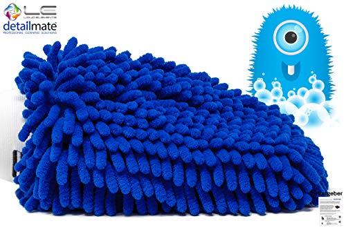 detailmate Liquid Elements - Chubby 2.0 Mikrofaser Waschhandschuh - Handwäsche Pflegeratgebert