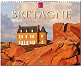 BRETAGNE - Land am Meer - Original Stürtz-Kalender 2017 - Großformat-Kalender 60 x 48 cm