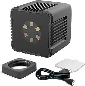 Fotowelt Lume Cube Led Video Licht Kabellos Steuerung Kamera