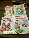 lot de 4 livres de enid blyton les aventures de jojo lapin jojo lapin joue ? cache cache les bons trucs de jojo lapin jojo lapin et le crocodile