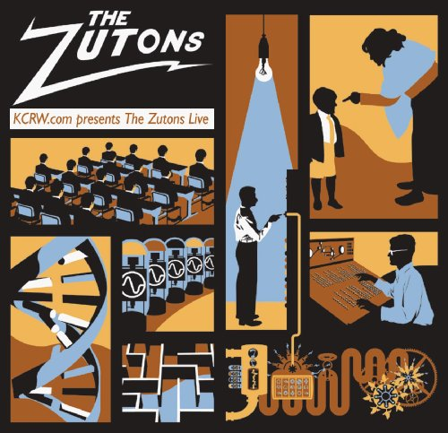 Kcrw.Com Presents The Zutons Live